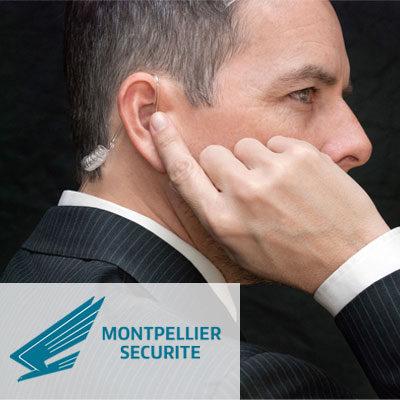 Création site internet agence sécurité Montpellier